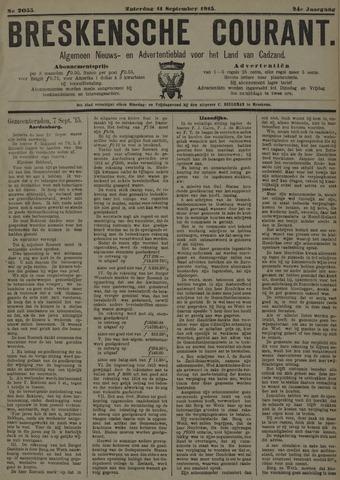 Breskensche Courant 1915-09-11