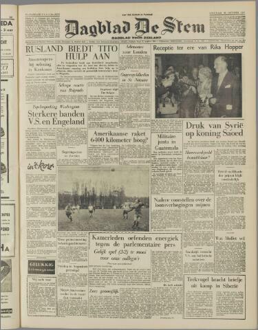 de Stem 1957-10-25