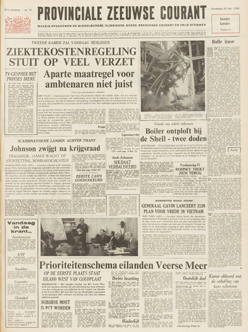 Provinciale Zeeuwse Courant 1968-02-29