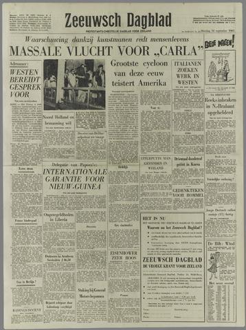 Zeeuwsch Dagblad 1961-09-12