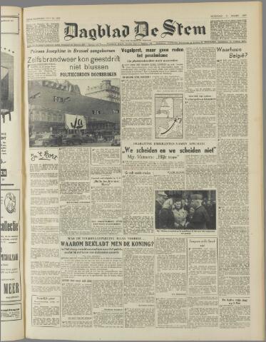 de Stem 1950-03-11