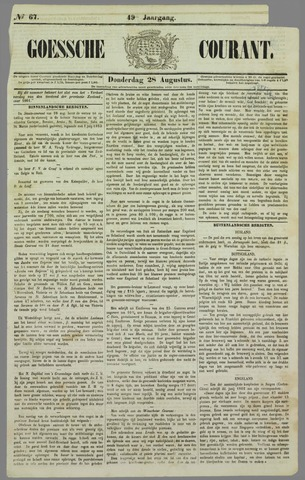 Goessche Courant 1862-08-28