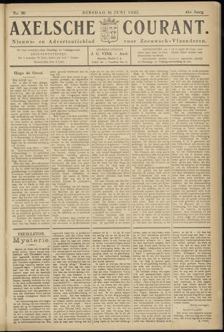 Axelsche Courant 1925-06-16