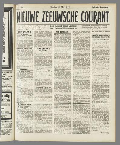Nieuwe Zeeuwsche Courant 1912-05-21
