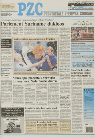 Provinciale Zeeuwse Courant 1996-08-03