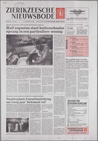 Zierikzeesche Nieuwsbode 1995-07-11