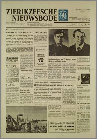 Zierikzeesche Nieuwsbode 1973-09-28