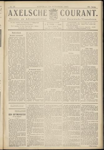 Axelsche Courant 1937-10-19