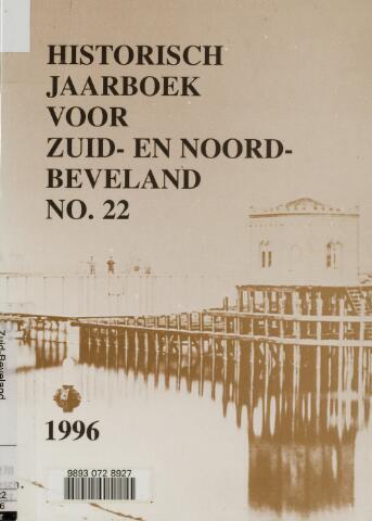 Historisch Jaarboek Zuid- en Noord-Beveland 1996-01-01