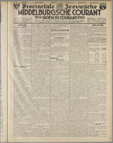 Middelburgsche Courant 1935-02-26