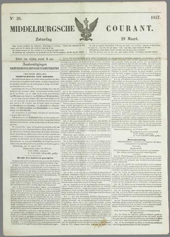 Middelburgsche Courant 1857-03-28