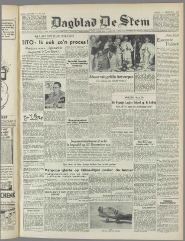 de Stem 1949-12-02
