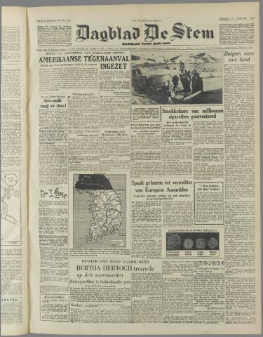 de Stem 1950-08-08
