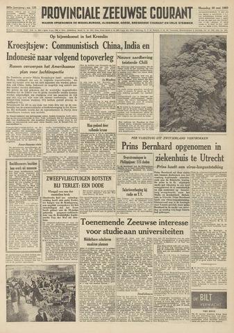 Provinciale Zeeuwse Courant 1960-05-30