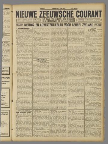 Nieuwe Zeeuwsche Courant 1925-04-16