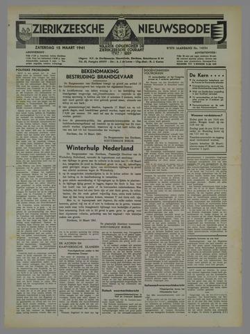 Zierikzeesche Nieuwsbode 1941-03-15