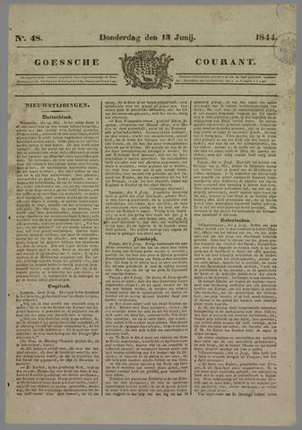 Goessche Courant 1844-06-13