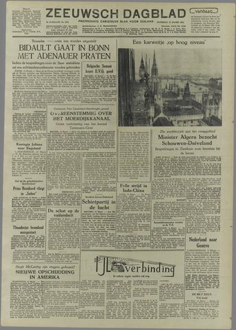 Zeeuwsch Dagblad 1954-03-13