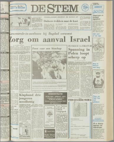 de Stem 1981-06-09