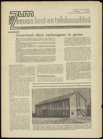 Zeeuwsch landbouwblad ... ZLM land- en tuinbouwblad 1964-06-19