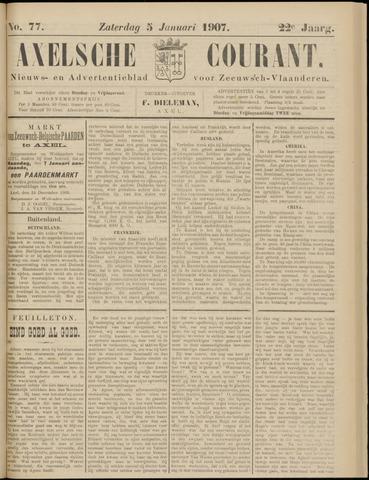 Axelsche Courant 1907-01-05