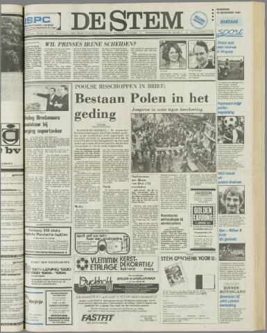 de Stem 1980-12-15