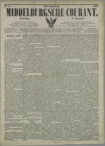 Middelburgsche Courant 1891-01-06