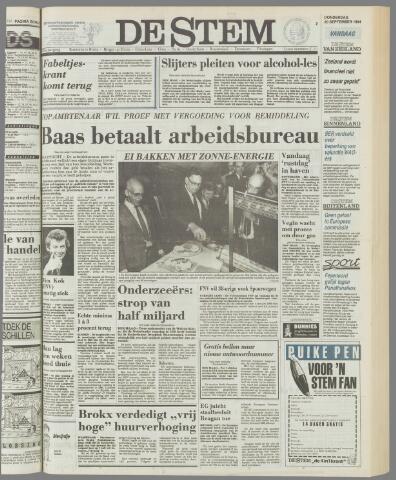 de Stem 1984-09-20