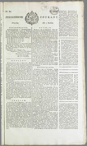 Zierikzeesche Courant 1824-10-05