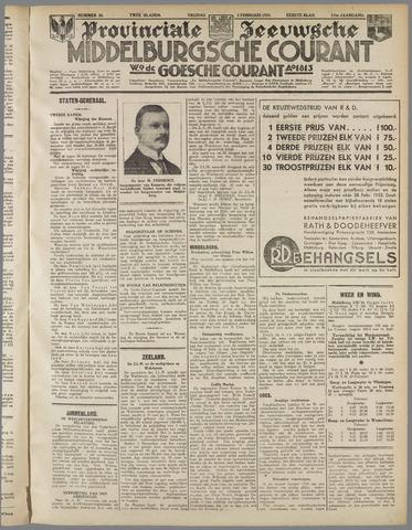 Middelburgsche Courant 1933-02-03
