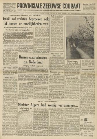 Provinciale Zeeuwse Courant 1957-04-06