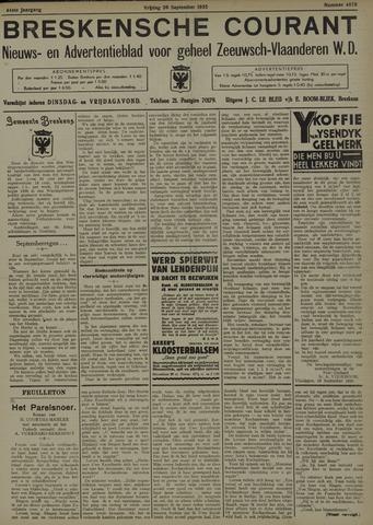 Breskensche Courant 1935-09-20