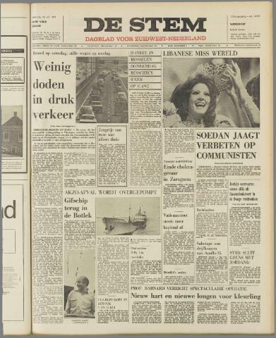 de Stem 1971-07-26