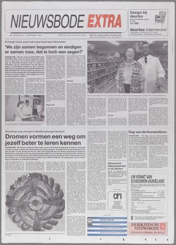 Zierikzeesche Nieuwsbode 1995-11-01