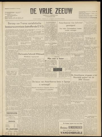 de Vrije Zeeuw 1954-08-27
