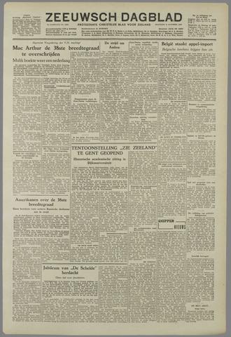 Zeeuwsch Dagblad 1950-10-09