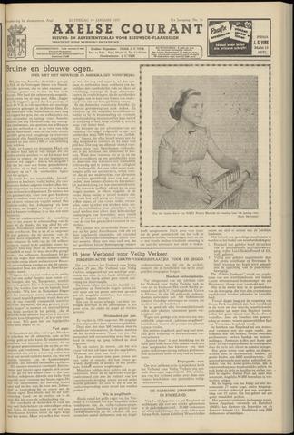 Axelsche Courant 1957-01-19