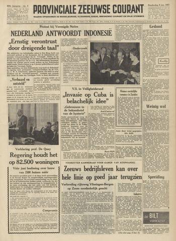 Provinciale Zeeuwse Courant 1961-01-05