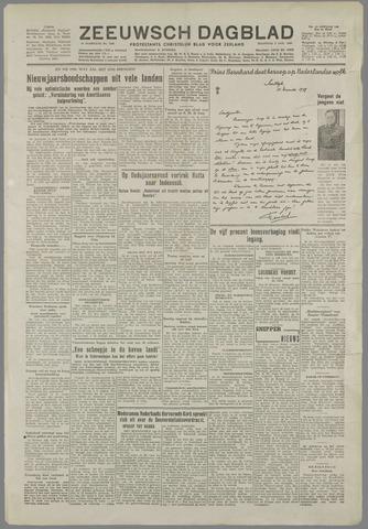 Zeeuwsch Dagblad 1950-01-02