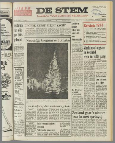de Stem 1974-12-24