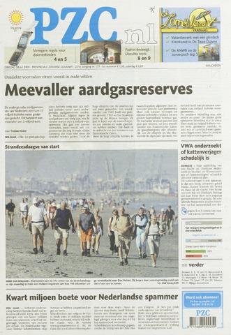 Provinciale Zeeuwse Courant 2009-07-28