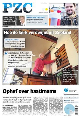 Provinciale Zeeuwse Courant 2015-02-18