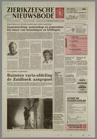 Zierikzeesche Nieuwsbode 1994-11-29