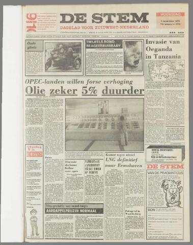 de Stem 1978-11-01