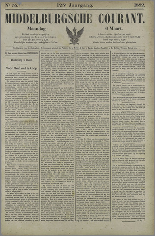 Middelburgsche Courant 1882-03-06