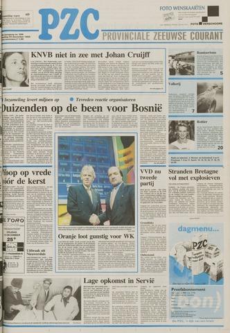 Provinciale Zeeuwse Courant 1993-12-20