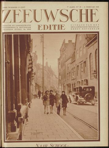 Ons Zeeland / Zeeuwsche editie 1930-02-21