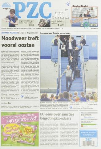 Provinciale Zeeuwse Courant 2010-07-13