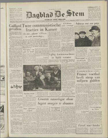 de Stem 1958-04-16