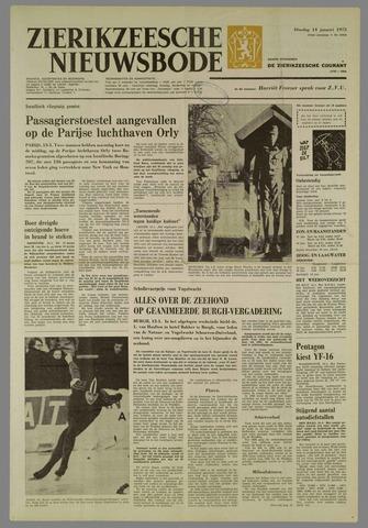 Zierikzeesche Nieuwsbode 1975-01-14